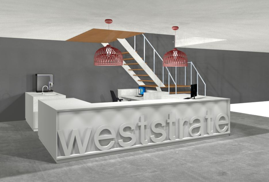 Weststrate Showroom, Middelburg